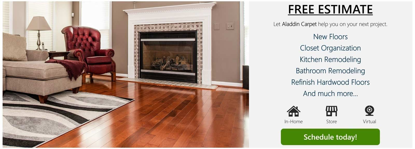 Hardwood Floors installed in the DMV Area