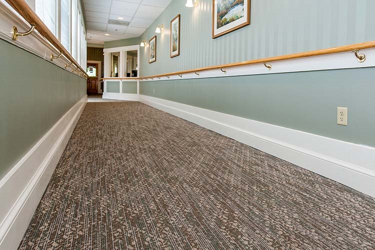Flooring - Oakwood Care Center