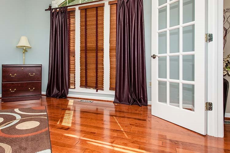 Hardwood Floors - Downland Terrance, Olney, MD 20832