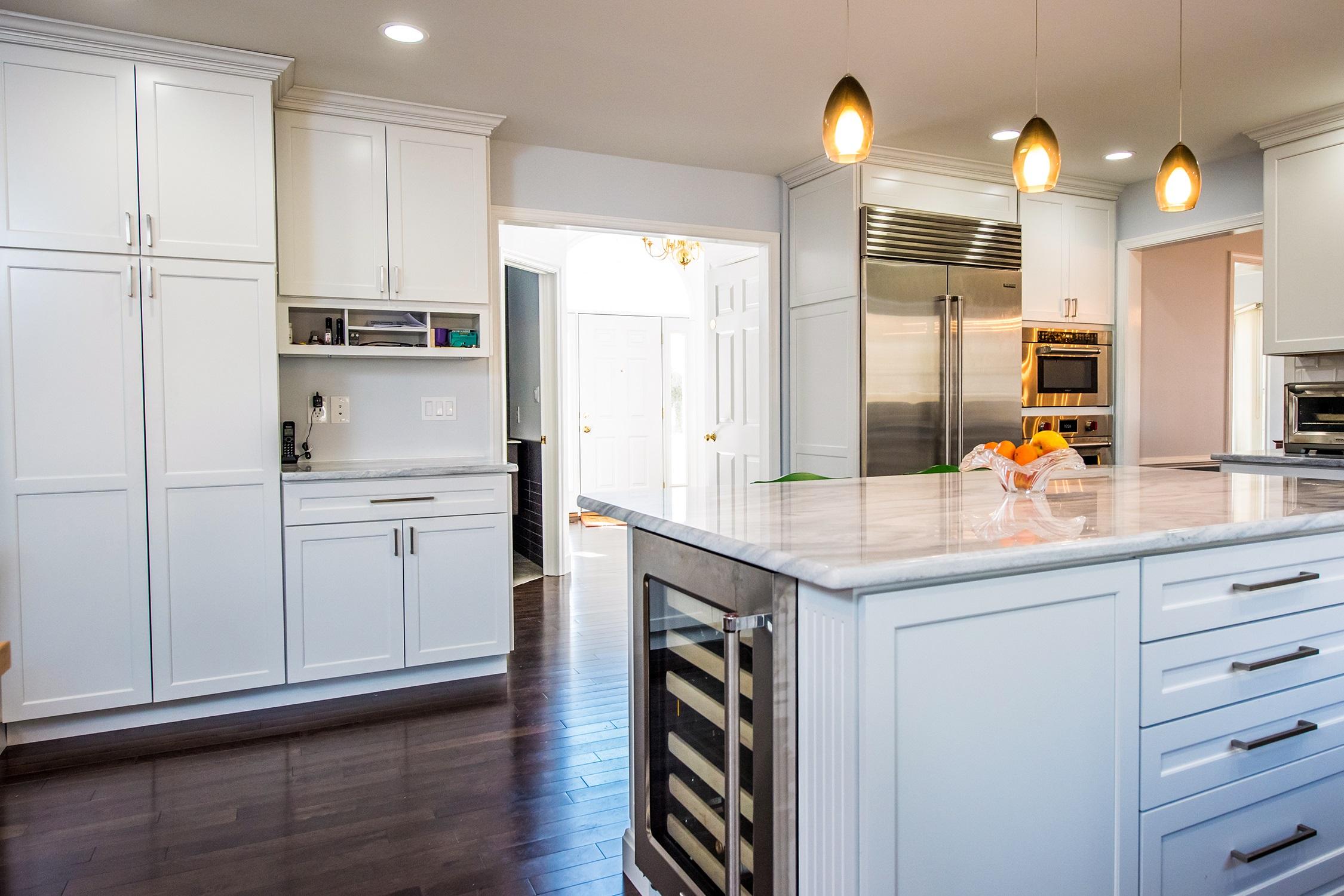 Kitchen Remodel Cartwright Way North Potomac Md 20878