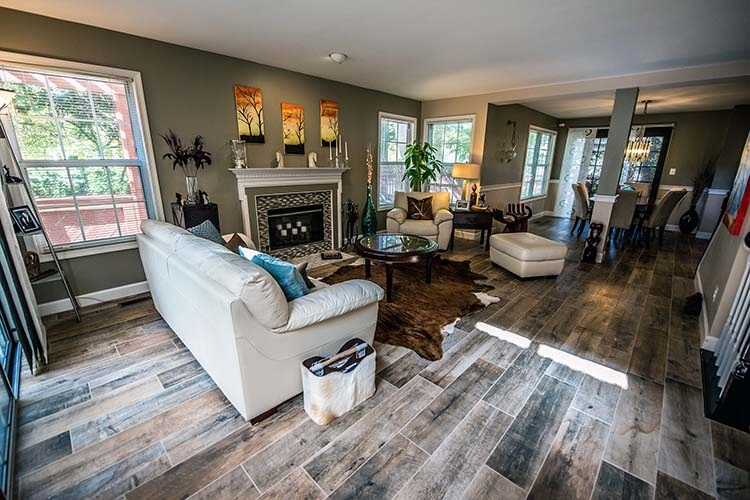 Hardwood Floors - Beech Orchard Ln, Upper Marlboro, MD 20774