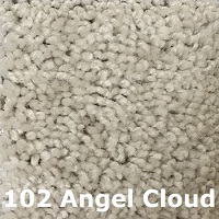 102 Angel Cloud carpet color
