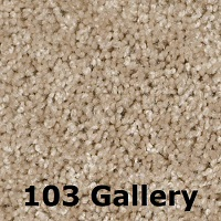 103 Gallery carpet color