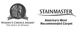 Women's Choice Award - Stainmaster Most Recommended Carpet