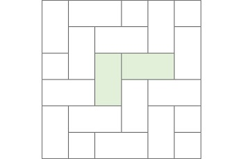 Herringbone Tile Layout